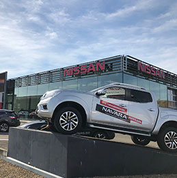 Nissan garage Peeters